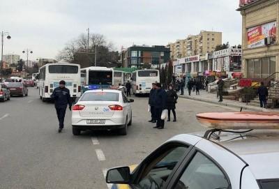 Bakıda 450-dən artıq avtobusun hərəkətinə mane olan parklanma aradan qaldırıldı