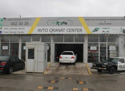 Avto Qranat Mərkəzi