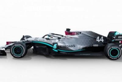 Mercedes yeni maşınını təqdim edib
