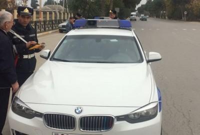 Yol polisi 119 milyon manat - CƏRİMƏ YAZIB
