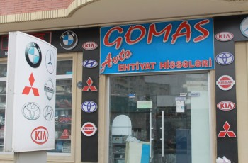 Gomas Auto Yasamal