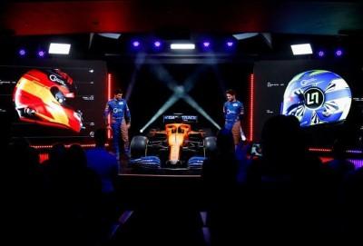 McLaren yeni bolidini təqdim edib