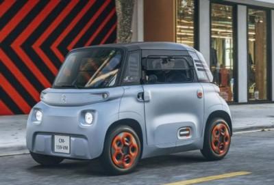 20 avroya elektromobil: Sürücülük vəsiqəsi lazım deyil