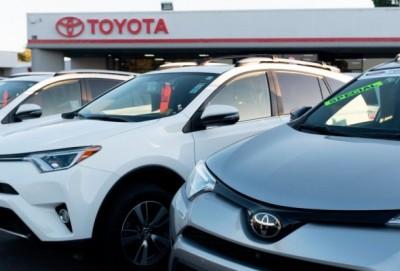 """""""Toyota""""nın bu modellərində problem aşkarlanıb"""