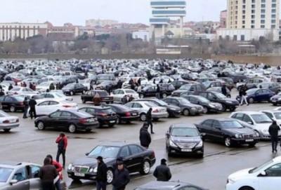 Maşın bazarında avtomobillərin QİYMƏTLƏRİ