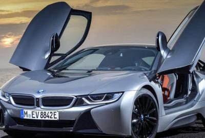 BMW i8-in istehsalı aprel ayında dayandırılacaq