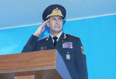 Vilayət Eyvazov YPX Alayı ilə bağlı əmr verdi - Mayor müavin təyin edildi