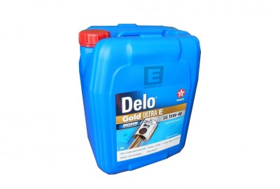 TEXACO   DELO GOLD ULTRA E SAE