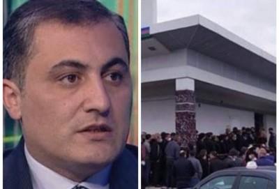 """Mais Ağayev: """"Sürücülərin bir çoxuna fərqlənmə nişanı verilməyib"""""""