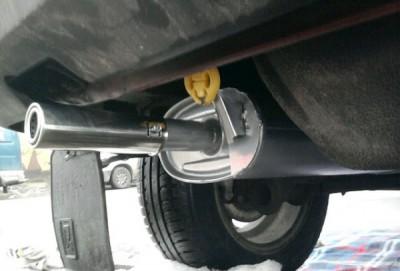 Avtomobil səsboğucusunun paslanmaması üçün nə etmək olar?