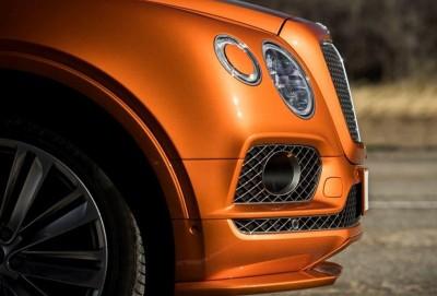 Bentley markasının yeni flaqmanı krossover olacaq