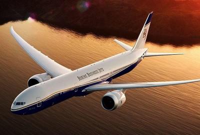 Boeing Business Jets 777X - Dünyanın hər yerinə fasiləsiz uçuş