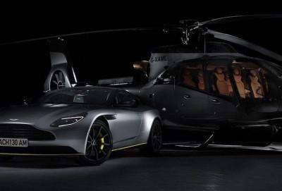 Airbus və Aston Martin şirkətləri birgə layihələrini təqdim ediblər