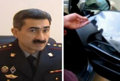 Yol polisi plyonka məsələsinə aydınlıq gətirdi- Kamran Əliyev