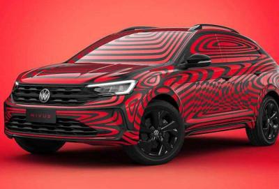 VW Nivus modelinin eksteryer dizaynı üzərindən sirr pərdəsi götürülüb