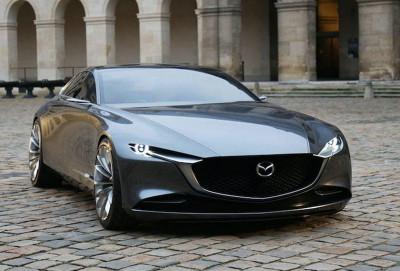 Yeni Mazda6 arxaçəkişli kupe ola bilər