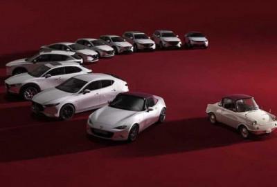 Mazda şirkəti 100 illik yubileyini xüsusi seriya ilə qeyd edir