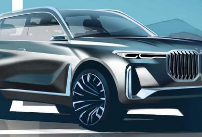 BMW şirkəti yeni bayraqdar krossoverin adını qeydə alıb