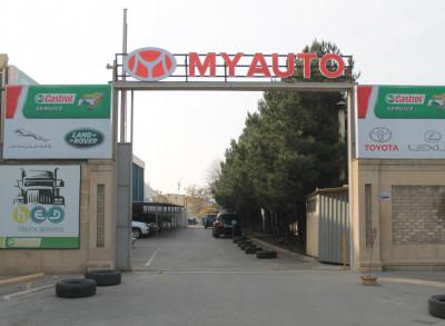My Avto Ehtiyat Hissələri
