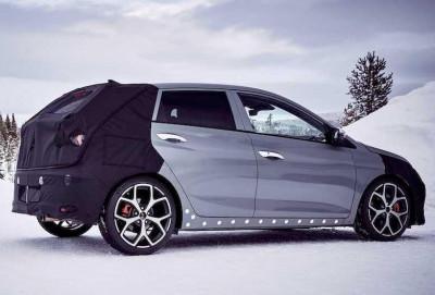 Hyundai şirkəti i20 N modelinin qış sınaqlarından danışıb
