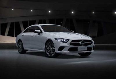 Mercedes-Benz CLS modelinin yeni modifikasiyasını hazırlayıb