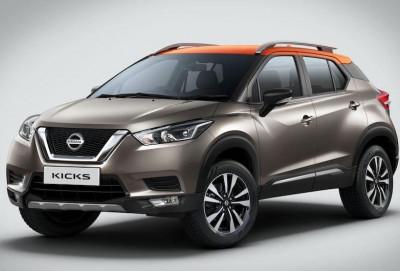 Nissan Kicks modeli 1,33-litrlik turbomühərrikə sahib olub