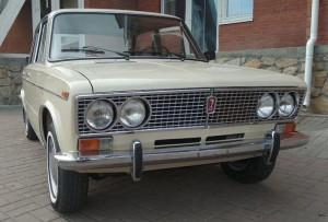Unikal Lada 2103 sedanı satılır