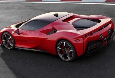 Ferrari yeni elektrokar hazırlayır