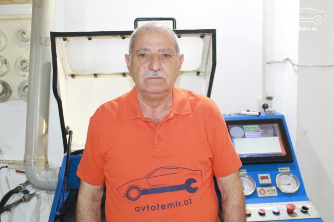 Xəzair Babayev
