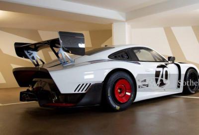 Porsche 935 kolleksiya superkarı hərraca çıxarılıb