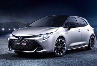 Toyota şirkəti GR Corolla hetçbekini hazırlayır