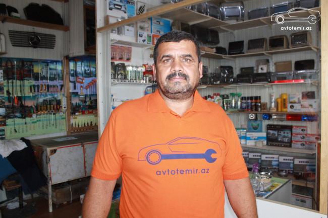 Elşən Seyidov