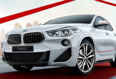 BMW şirkətinin üç modelini doğan günəşə həsr ediblər