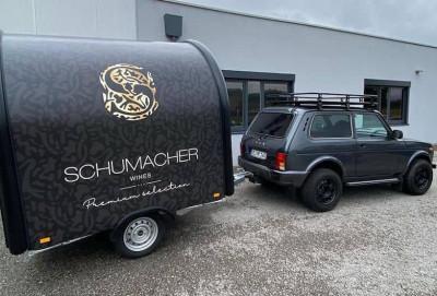 Ralf Şumaxer Lada 4x4 modelini satın alıb
