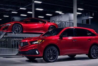 Acura Type S indeksli modellərin sayını üçə çıxaracaq