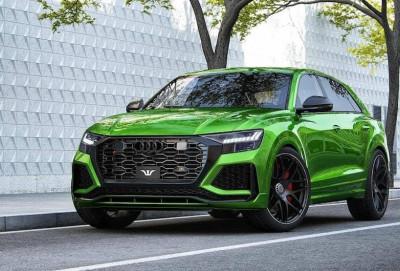 1010 at qüvvəli Audi RS Q8 modeli ekoloji nəzarətdən keçməyib