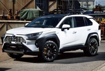 Toyota RAV4 üçün aqressiv tüninq dəsti hazırlayıblar