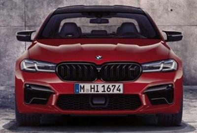 2021 BMW M5 təqdim edildi