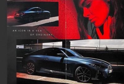 Yeni nəsil BMW 4-Series kupesinin üzərindəki sirr pərdəsi götürüldü