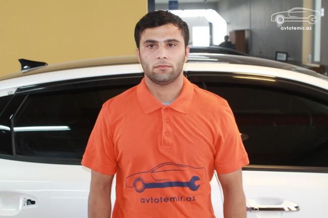 Murad Baxşəliyev