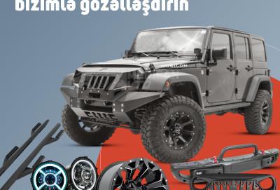 Jeep Ehtiyyat Hisseleri