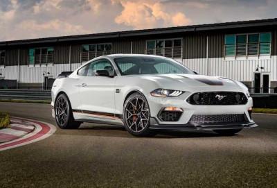 Ford şirkəti Mustang Mach 1 modelini təqdim edib