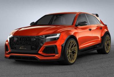 Lumma Design atelyesi Audi RS Q8 modeli üçün yeni proqram hazırlayıb