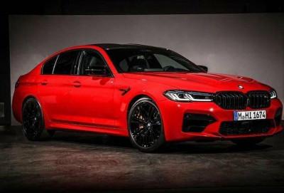 Yenilənmiş BMW M5 modelinin şəkli peyda olub