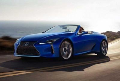 Lexus LC500 kabrioletinin satışlarına başlanıb