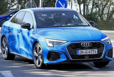 Audi S3 modelləri yaxın həftələrdə debüt edəcəklər