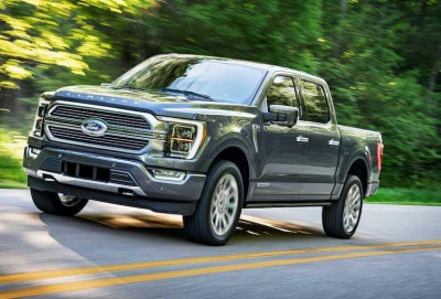 Ford yeni F-150 pikapını təqdim edib