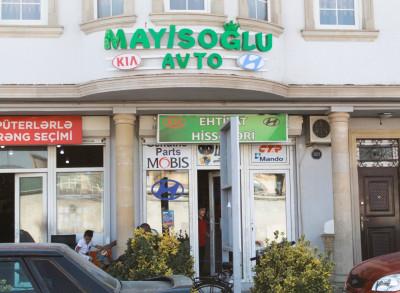 Mayisoğlu Avto - Ehtiyat hissələri