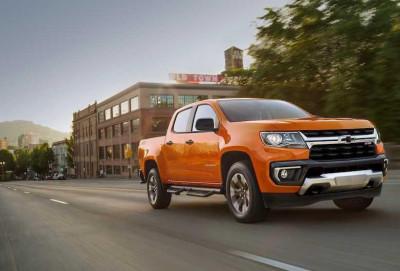 Chevrolet Colorado yenilənib