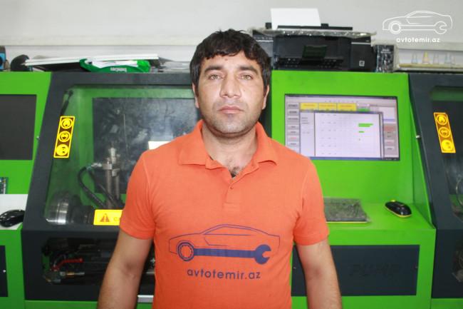 Xəzər Abuşov